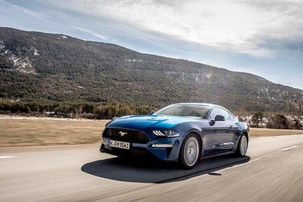Ford Mustang gotowy na rok modelowy 2018