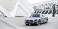 www.moj-samochod.pl - Artykuďż˝ - Audi A8 luksusowym samochodem roku 2018