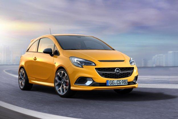 Opel Corsa kolejnym modelem w wersji GSi