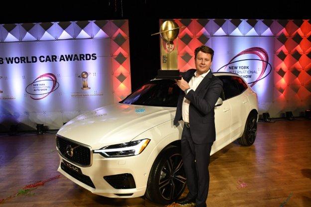 Druga wielka nagroda dla Volvo w tym roku