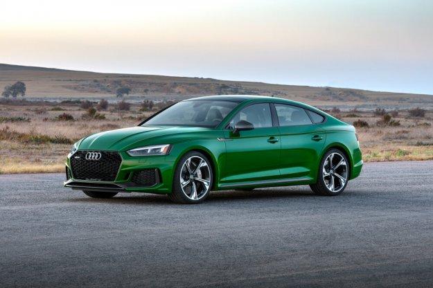 Audi prezentuje nową wersję modelu RS5