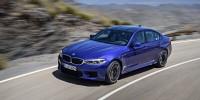 www.moj-samochod.pl - Artykuďż˝ - BMW M5 z tytułem World Performance Car 2018