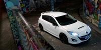 www.moj-samochod.pl - Artykuďż˝ - Z okazji 10-lecia zoom-zoom, specjalna wersja 3 MPS