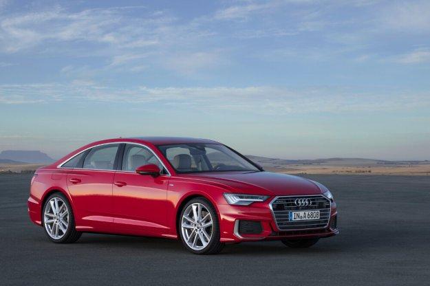 Dwie nowości Audi na targach w Poznaniu