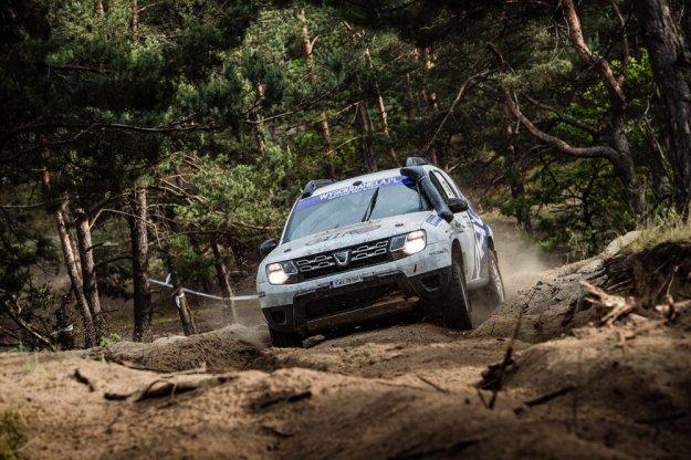 Rozpoczyna się nowy sezon Dacia Duster Cup