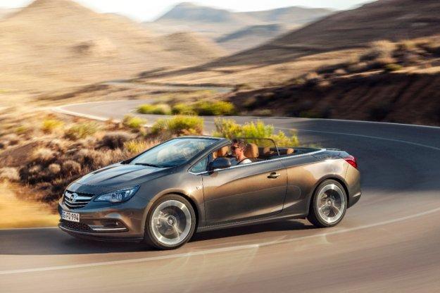 Nowy Opel Cascada w sprzedaży na początku 2013