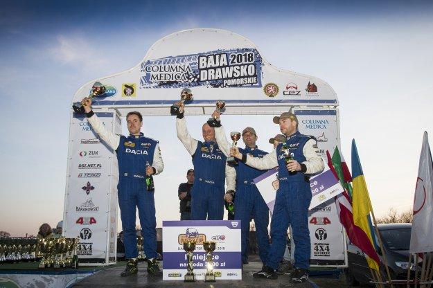 Pierwszy wyścig serii Dacia Duster Cup za nami