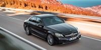 www.moj-samochod.pl - Artykuł - Jeszcze więcej mocy w nowym Mercedes-AMG C Klasa