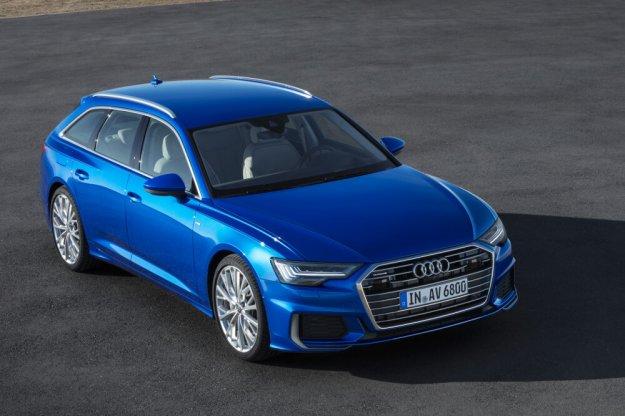 Audi prezentuje Audi A6 Avant