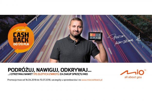 Mio z nową akcja cashback nawet do 170 zł taniej