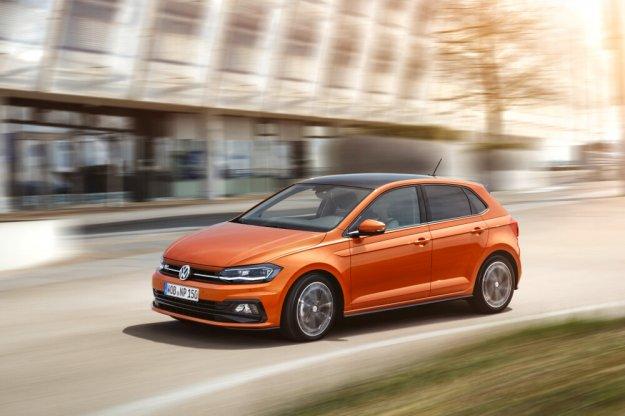 Volkswagen Polo miejskim samochodem roku