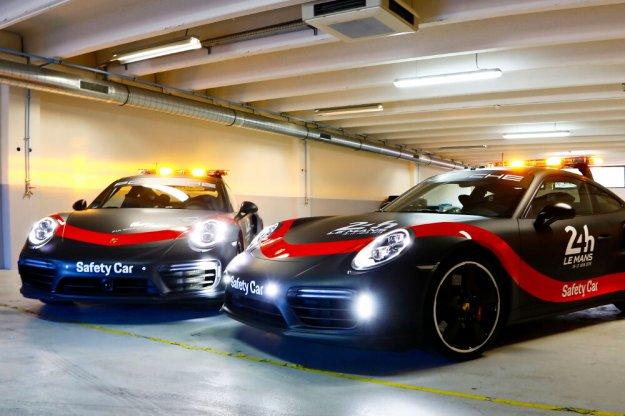 Porsche 911 Turbo w nowej roli