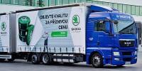www.moj-samochod.pl - Artykuďż˝ - Skoda z nowym centrum dystrybucyjnym