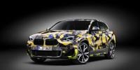 www.moj-samochod.pl - Artykuďż˝ - BMW X2 z nowym wyglądem Digital Camo