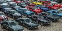 www.moj-samochod.pl - Artykuďż˝ - 10 Ogólnopolski Zlot Fordów Mustang w Warszawie