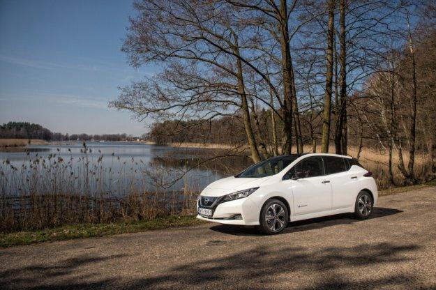 Nowy Nissan Leaf już na naszych ulicach