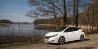 www.moj-samochod.pl - Artykuďż˝ - Nowy Nissan Leaf już na naszych ulicach