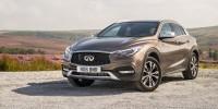 www.moj-samochod.pl - Artykuďż˝ - Odświeżone Infiniti Q30 i QX30, więcej w tej samej cenie