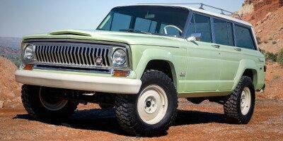 Siedem koncepcyjnych modeli Jeep