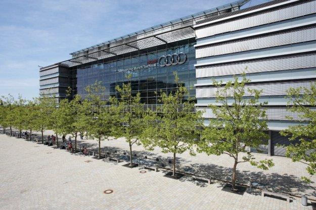 Rekordowa sprzedaż niemieckiego producenta Audi