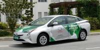 www.moj-samochod.pl - Artykuďż˝ - Hybrydowa Toyota napędzana etanolem