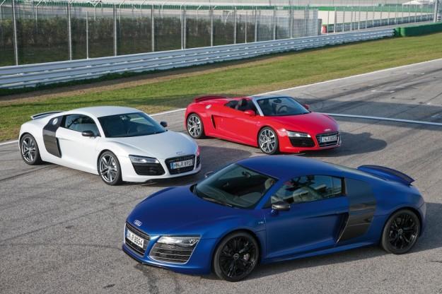Audi ulepsza swój flagowy sportowy pojazd