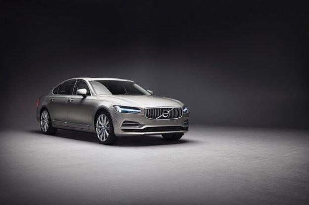 Premiera najbardziej ekskluzywnej wersji Volvo S90
