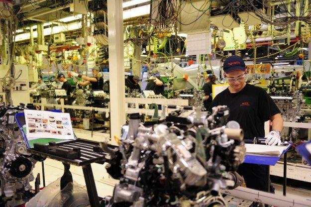 Toyota zwiększa zatrudnienie w swojej polskiej fabryce