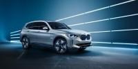 www.moj-samochod.pl - Artykuł - BMW zaprezentowało elektryczny wyżej zawieszony model