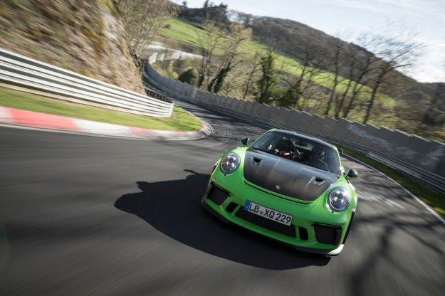 Porsche 911 GT3 RS z kolejnym rekordowym czasem