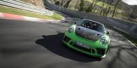 www.moj-samochod.pl - Artykuł - Porsche 911 GT3 RS z kolejnym rekordowym czasem