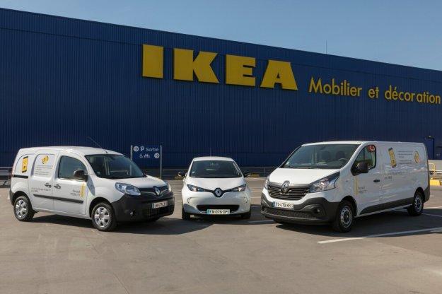 IKEA uruchamia z własnym carsharingiem