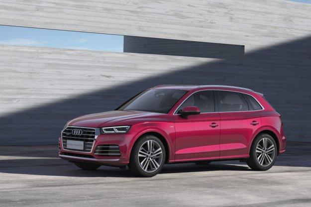 Audi prezentuje Audi Q5 z dużym rozstawem osi