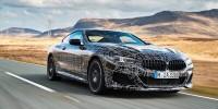 www.moj-samochod.pl - Artykuďż˝ - BMW serii 8 na ostatniej prostej przed wersją produkcyjną