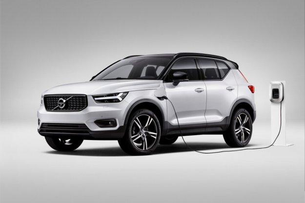 Elektryczna przyszłość szwedzkiej marki Volvo