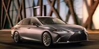 www.moj-samochod.pl - Artykuďż˝ - Lexus ES teraz także w Europie