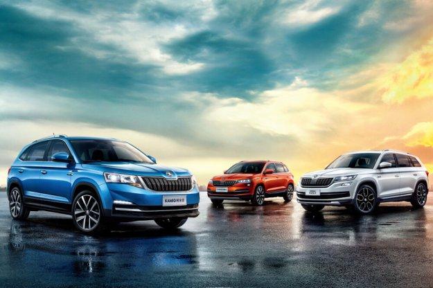 Czwarty SUV czeskiej marki Skoda