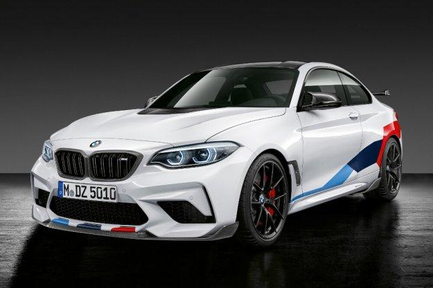 BMW M2 Competition z nowymi akcesoriami
