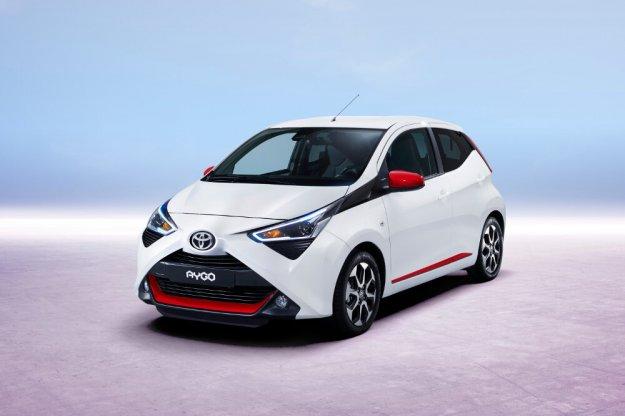 Nowa odsłona Toyota AYGO już od 36 900 zł