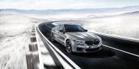 www.moj-samochod.pl - Artykuďż˝ - BMW M5 w swojej najlepszej odsłonie Competition