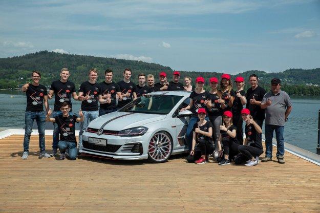 Trzy nowości Volkswagena podczas zlotu fanów w Niemczech