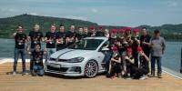 www.moj-samochod.pl - Artykuďż˝ - Trzy nowości Volkswagena podczas zlotu fanów w Niemczech