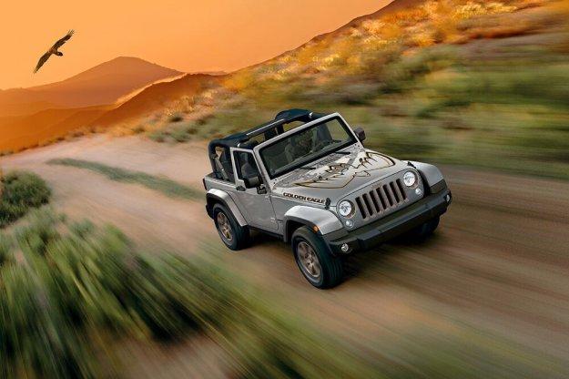 Dwie ostatnie wyróżniające się wersję w Jeep Wrangler z serii JK