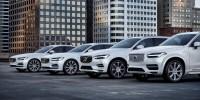 www.moj-samochod.pl - Artykuďż˝ - Volvo rezygnuje z silników wysokoprężnych na rzecz elektrycznych