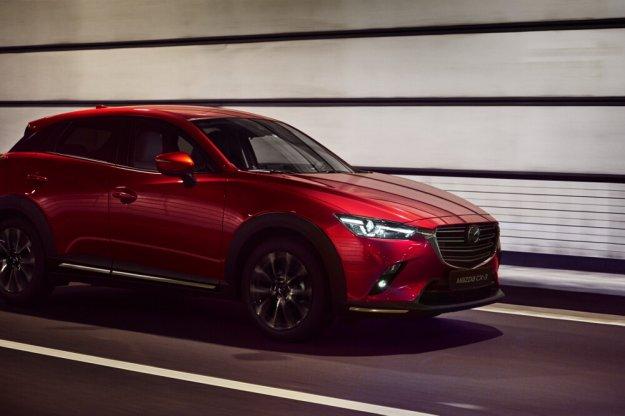 Mazda rozpoczyna sprzedaż nowej Mazda CX-3