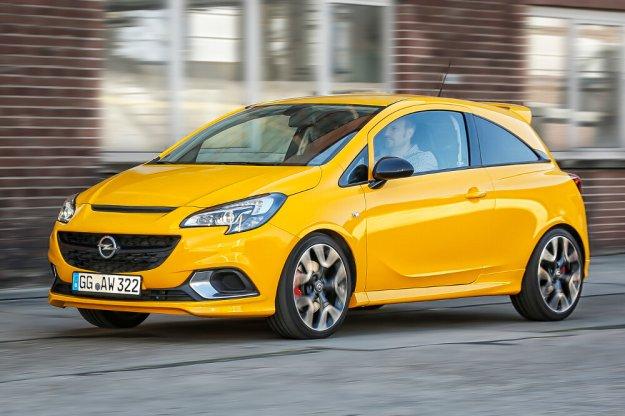 Opel Corsa GSi z 150 konnym silnikiem