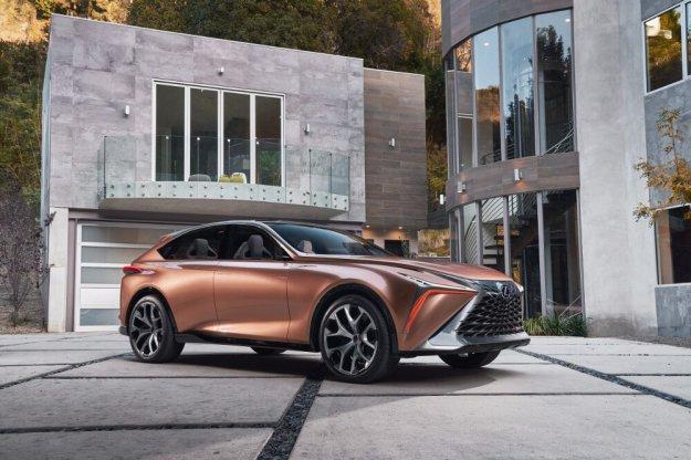 Lexus poszerzy swoją ofertę modelową