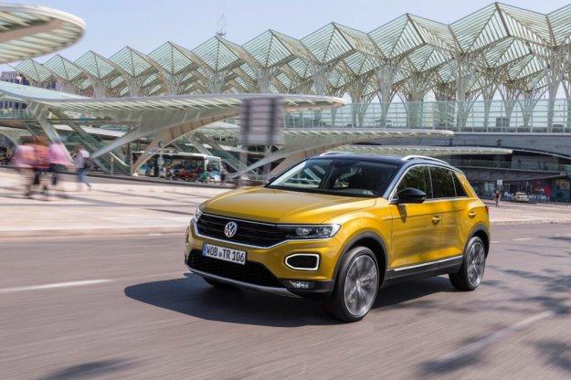 Volkswagen T-Roc z wysoką wartością rezydualną