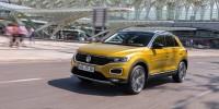 www.moj-samochod.pl - Artykuďż˝ - Volkswagen T-Roc z wysoką wartością rezydualną