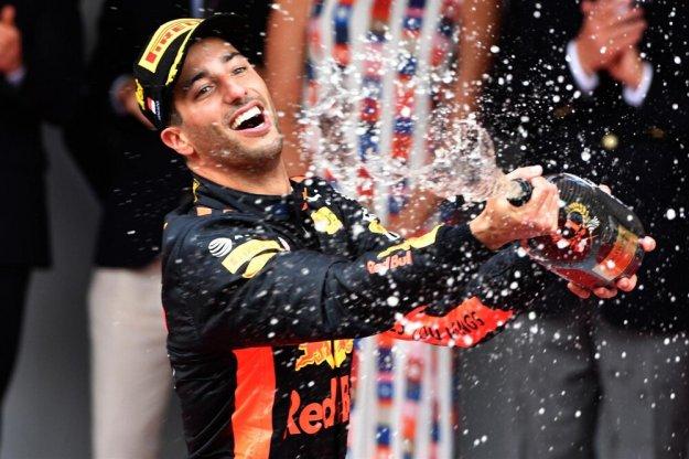 F1 Monaco, wyścig jednego kierowcy